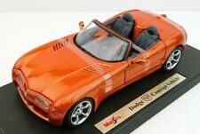 1:18 Maisto Special Edition Dodge Concept Vehicle in orange 31851