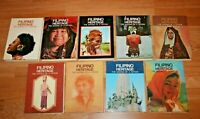 FILIPINO HERITAGE: The Making of a Nation, (Volumes 1-9) Hardcover SET 1980 RARE