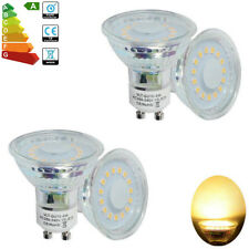 4x GU10 4W=40W LED Bulbs SMD Lamp Spotlight Downlight Bulb Warm White A++ Rating