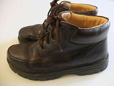 Clarks Active Air Leather Shoes Boots Lace Up Casual UK 8.5 H Great condition !