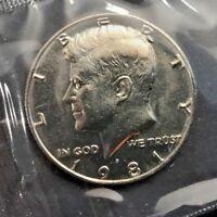2009 P /& D Kennedy Half Dollar Taken From Mint Rolls 2 Coins