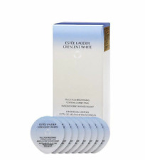 ESTEE LAUDER CRESCENT WHITE FULL CYCLE BRIGHTENING COOLING SORBET PACK (8) 5 ML