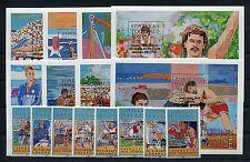 Togo 1888/95 Block 268/75 postfrisch / Olympiade .........................1/3416