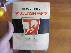 NOS Wisconsin ME76 ME-76 Bearing Assembly