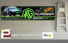 MG ZS Xpower TOCA Team Banner for Workshop, Garage, Office, 2002 MG ZS