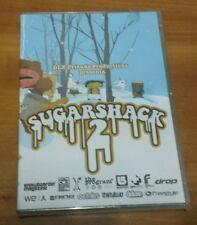 Sugarshack 2 (DVD) DLX Friends Production snowboarding stunts video film NEW