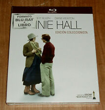 Annie Hall Digibook Blu-Ray+Dvd+Book New Sealed Comedy (