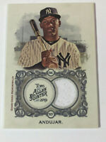 2019 Topps Allen & Ginter Miguel Andujar Relic Patch Baseball Card Yankees