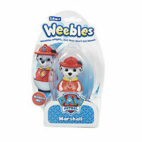 PAW PATROL WEEBLES MARSHALL 18m+ BRAND NEW