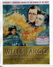 FRANCES DEE ACTRESS IN I WALKED WITH A ZOMBIE SIGNED PHOTO AUTOGRAPH