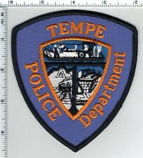 Tempe Police (Arizona) Shoulder Patch