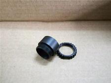 Sale M12 X0.5 7mm S mount MTV Lens Extension tube Adapter Ring W/Lens Lock Ring