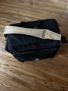PORTA BRACE Bag/Case, Camera, TV, AV, Film, Production, VGC, w/ Strap Very LARGE