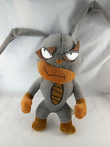 """MUCHA LUCHA Duffy by Warner Brothers NANCO Plush Doll 11"""" + 8"""" ears excellent"""