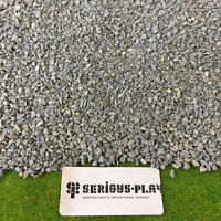 Serious-Play Grey Granite Chips ~Ballast Scatter Model Scenery Railway Warhammer