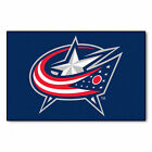 NHL - Columbus Blue Jackets Rug - 19in. x 30in.