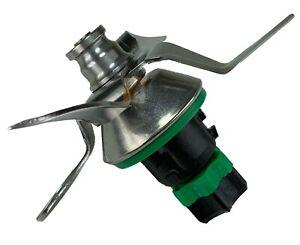Vorwerk Thermomix TM6 Mixmesser inkl. Dichtung spülmaschinenfest Edelstahl NEU