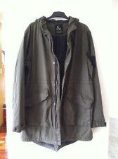 100% Cotton Basic Coats & Jackets for Men