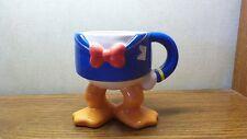 Disney park Donald Duck body pants ceramic mug
