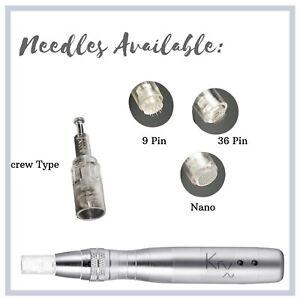 Bb Glow Nano Needle (10pcs)  -Krx  Microneedle Photo Pen