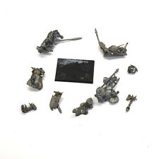 WARRIORS OF CHAOS Harry the hammer limited METAL Warhammer Fantasy
