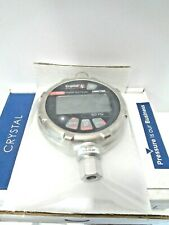 Crystal 100PSIXP2I Digital Pressure Gauge. 100 PSI