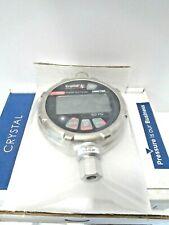 Crystal 100psixp2i Digital Pressure Gauge 100 Psi