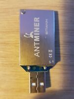 Bitmain Antminer U1 USB Bitcoin Miner / Block Erupter SHA-256 2.2 GH/S (WORKING)