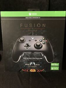 MINT SEALED PowerA Fusion Pro Wired Controller for Xbox One Black BEST PRICE $$