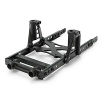1:10 Steel Body Chassis Frame for Axial SCX10 6X6 RC Model Climbing Crawler Car