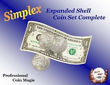 Expanded Shell Complete Coin Set - (Morgan Dolla (Version)