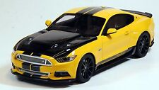 GT SPIRIT 1/18 Ford Mustang Shelby GT Yellow 2015 SCALE RESIN REPLICA US002