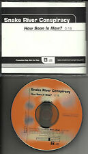 Third Eye Blind SANKE RIVER CONSPIRACY How Soon is now SMITHS Morrissey PROMO CD