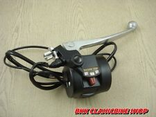 NOS Kawasaki KH100 KE100 KE125 Handle Kill  Switch RH Off-Run // Genuine Japan