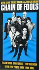 CHAIN of FOOLS (2000) Steve Zahn Salma Hayek Elijah Wood Jeff Goldblum SEALED