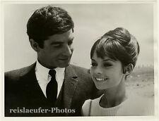 Pascale Petit & Jean-Claude Brialy, Original-Photo von 1964