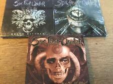Six Feet Under [3 CD +1 DVD] Maximum Violence + Death Rituals + Bringer of Blood