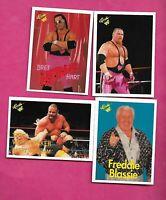 1990 CLASSIC WWF WRESTLING  CARD LOT  (INV# C2241)