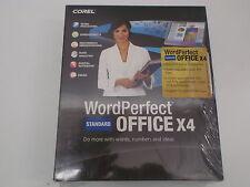 COREL COR008-14UPG WORDPERFECT STANDARD OFFICE VERSION X4 OPEN UPGRADE