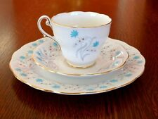 """Royal Standard 1077 """"Charm"""" Tea Cup with Saucer & Plate TRIO Excellent UK"""