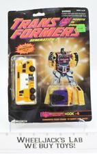 G2 Hook 100% Complete MOC Devastator 1992 Vintage Hasbro Transformers
