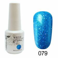 BEST LIVE UV Gel Nail Polish Soak-off UV&LED Nail Art UV Gel Colour Royal Blue
