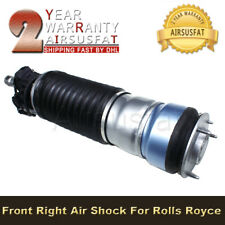 For Rolls Royce Ghost RR4 2010-2015 Front Right Air Suspension Strut 37106862552