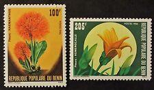 Timbre BENIN Stamp -Yvert et Tellier n°642 et 643 n** (Ben1)