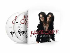 Alice Cooper Paranormal (2CD Digipak, 2017)