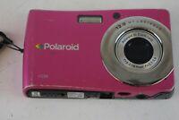 Polaroid T1234 12.0MP Digital Camera Pink  - Unit only