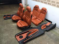 Sitze neu beziehen zimt e46 innenraum selbst