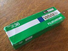 Fujifilm Fujichrome Velvia 50 (RVP50) - Color slide film 135 (35 mm) - 5 Rolls