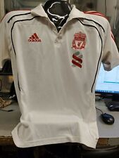 Liverpool FC Adidas  Polo Football Shirt Soccer Jersey Mens Size XL