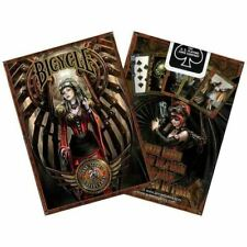Steampunk Full Deck of Anne Stokes Goth Fantasy Art Bicycle Playing Cards Gift